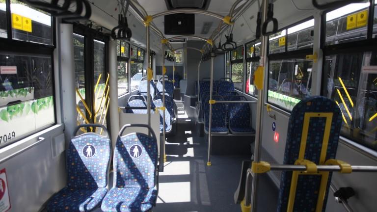 Близо 30 по-модерни автобуси вече возят благоевградчани, информира БНР. Те