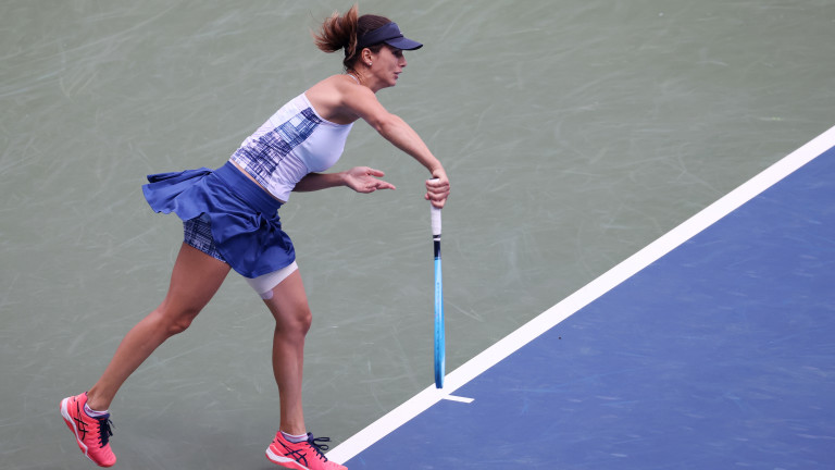 Цветана Пиронкова е на полуфинал в Нотингам