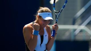 Виктория Томова се пуска в квалификациите в Палермо