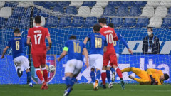 Италия пречупи Полша, вкара два гола, а не получи нито един във вратата си
