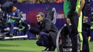 Ернесто Валверде: Не знам дали ще бъда в Барселона през следващия сезон