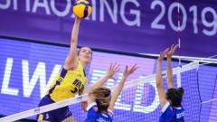 Добриана Рабаджиева донесе победа на Гуанджоу Евъргранде срещу бразилския Минас Тенис Клуб