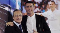 Перес: Не искахме да продадем Роналдо, но той настояваше да си тръгне