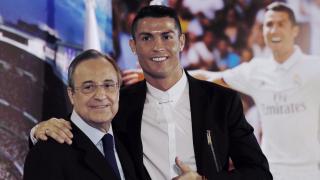 В Италия: Флорентино се срещна с Роналдо, какво следва?