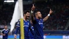 Манчестър Сити - Лион 0:1, гол на Корне!