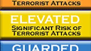 Червено ниво на терористична опасност в САЩ