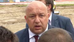 Спортният министър коментира казуса с обединението на ЦСКА и Литекс (ВИДЕО)