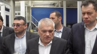 Министър Радев изненадващо инспектира границата с Турция