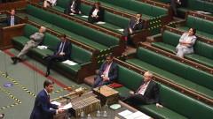 Британският парламент прокара спорния законопроект за Брекзит