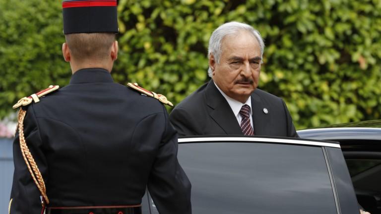 Мобилизация в източната част на Либия, напрежение между Хафтар и Турция