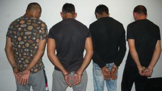 Седем в ареста след мащабна спецакция в Бургаско