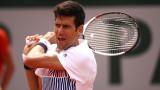 Новак Джокович без проблеми на 1/4-финал в Париж