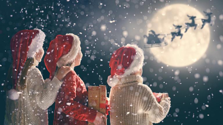 Мисията на Дядо Коледа е в разгара си – NORAD следи пътя му в реално време