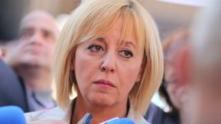 Манолова пита кой допусна Караянчева да превърне НСО в политическа бухалка