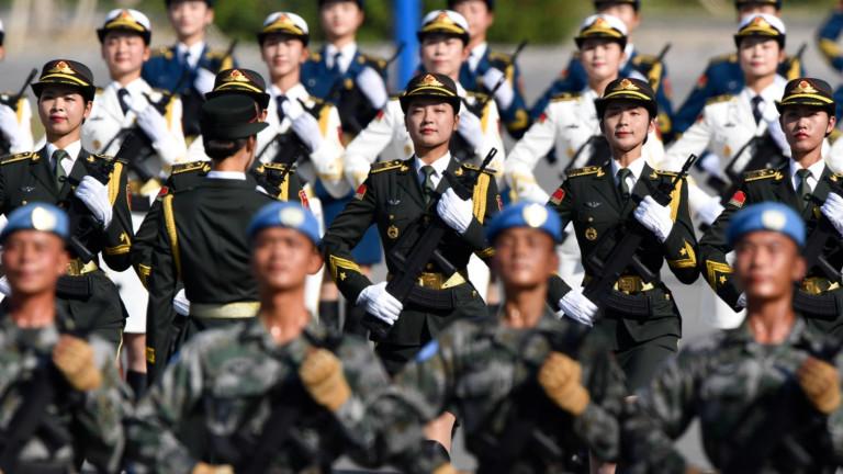 Китай демонстрира отбранителна световна ангажираност с многонационални миротворчески учения