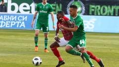 Лудогорец и ЦСКА не разрешиха шампионския си спор в Разград