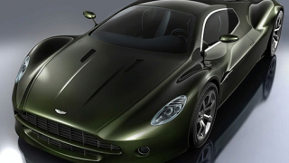Супер болид от Aston (галерия)