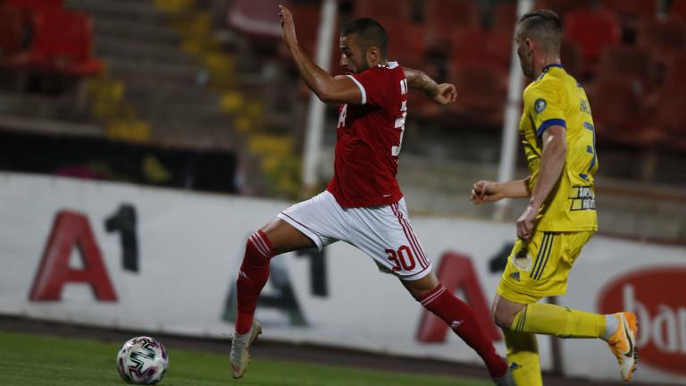Англичани свирят първия мач на ЦСКА с Лиепая