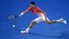 Федерер изхвърли Григор Димитров от Australian Open