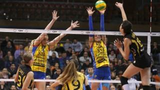 Мачът Марица - Вакъфбанк втори най-посетен в дамската Шампионска лига