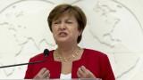 """Кристалина Георгиева: Държавите трябва да продължат да харчат, за да има """"братство"""" и """"сестринство"""" по света"""