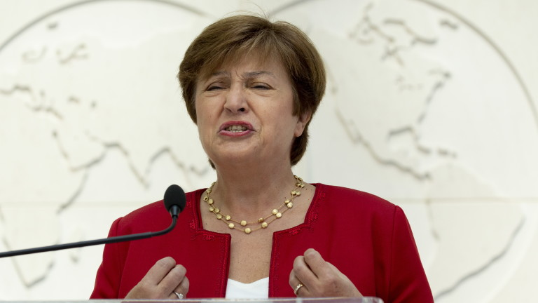 Кристалина Георгиева предупреди за последствията от търговските войни