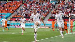 Чехия пречупи 10 от Нидерландия и е на 1/4-финал