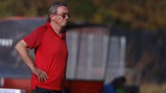 Ангел Колев: Локомотив (София) не е отбор за Втора лига