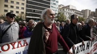 Пенсиите в Гърция може да бъдат увеличени с до 252 евро месечно