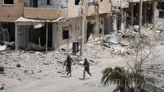 Убиха сина на главатаря на Ислямска държава