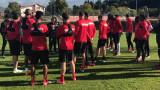 ЦСКА започва 2018-а на испанска земя