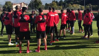 Тиаго Родригес отново тренира с ЦСКА