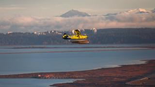 """Извършен е """"първият в света"""" изцяло електрически търговски полет"""