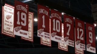 Айзерман стана един от символите на Детройт