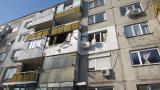 Газова бутилка разруши апартамент в Русе