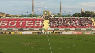 Ботев (Враца) и Локомотив (София) не се победиха след вихрено първо полувреме