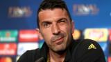 Буфон не смята да спира с футбола, дори мисли за Евро 2020