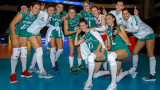 Българските волейболистки завършиха с победа срещу Казахстан олимпийската квалификация