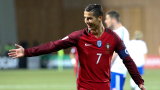 Кристиано Роналдо скромничи, въпреки двата си гола