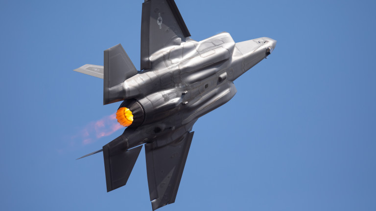 F-35 ще струват на САЩ $1,196 трилиона за шест десетилетия