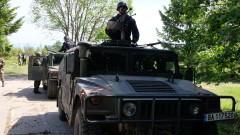 Първите 45 машини за Специалните сили идват следващия месец