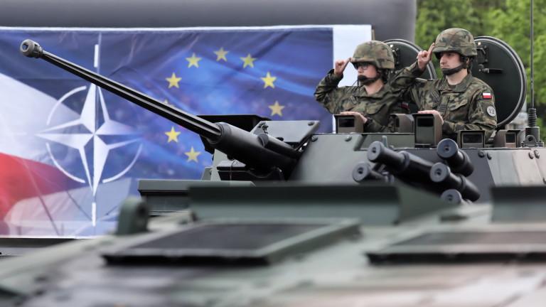 НАТО възнамерява да инвестира 250 милиона долара в разширяване на