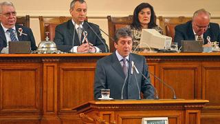 Първанов: ЕС не е шведска маса за бедни роднини