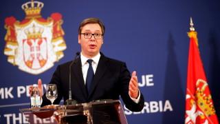 Сърбия няма да се откаже от руския газ, за да угоди на Запада, категоричен Вучич