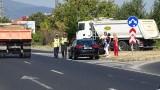 85-годишен колоездач блъснат на пътя Е-79
