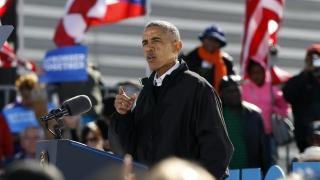 Демокрацията е в опасност на изборите, предупреди Обама