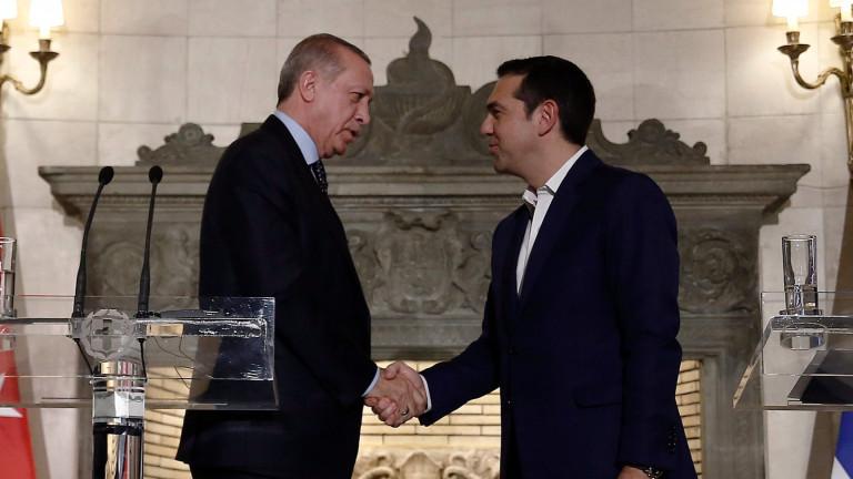 ВМРО слуша внимателно какво казва Ердоган в Гърция