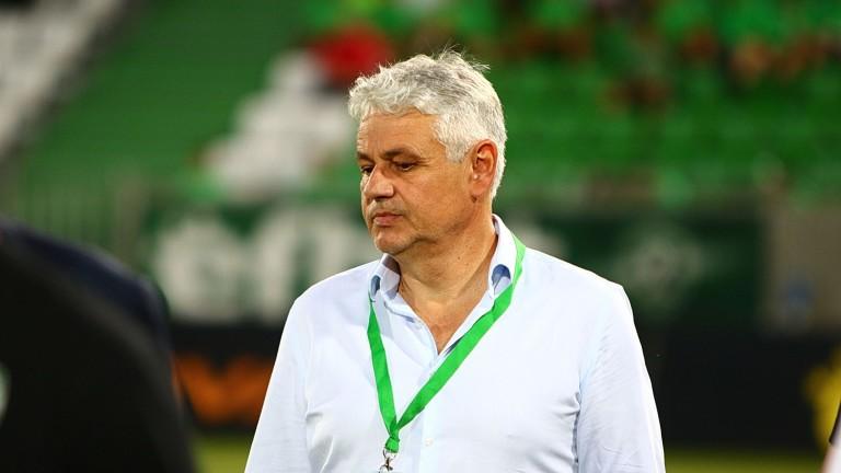 Треньорът на Лудогорец Стойчо Стоев говори преди реванша от третия