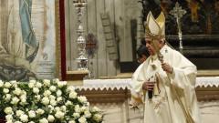 """Папа Франциск премахва """"папската тайна"""" при разследвания на сексуално насилие"""