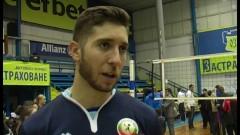 Волейболният Нефтохимик привлече Златко Кьосев